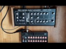 AVP Synth MBS-100 Midi Bass Synthesizer