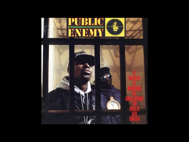 Public Enemy - It Takes a Nation of Millions to Hold Us Back (Full Album)