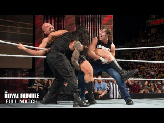 FULL MATCH - Royal Rumble Match: Royal Rumble 2015 (WWE Network Exclusive)
