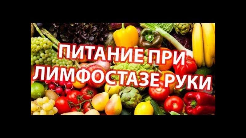 Питание при постмастэктомическом отеке Иван Макаров