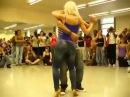 Очень красивый сексуальный танец Бачата 1