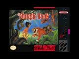 The Jungle Book. SNES. Walkthrough