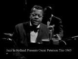 Oscar Peterson Trio 1965