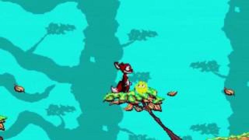 TANGLEWOOD demo trailer: a brand new game for the SEGA Genesis / Mega Drive