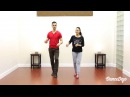 How To Stay Grounded in Your Salsa Basic Step On1 On2 | TheDanceDojo