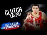 Zach LaVine & Lauri Markkanen 39 Pts Combined 2018.02.12 vs Magic - CLUTCH LaVine! | FreeDawkins