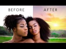 How to Change Blown Sky in Photoshop - Replacing a Boring Washed Out Skies Easily