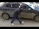 Угоны автомобилей и кражи вещей из авто. Осторожно, водители!