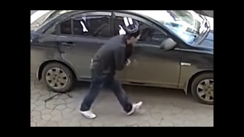 Угоны автомобилей и кражи вещей из авто Осторожно водители