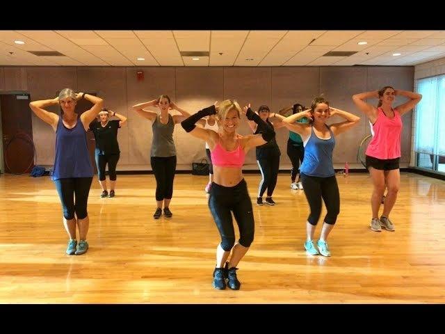 BOOTY JLo feat Pitbull - Dance Fitness Workout Valeo Club