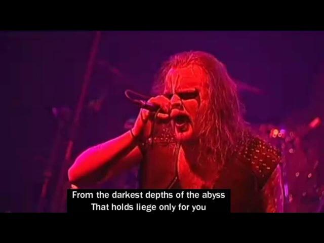 Dark Funeral Lyrics 02 Ravenna Strigoi Mortii, Metalmania, 2005