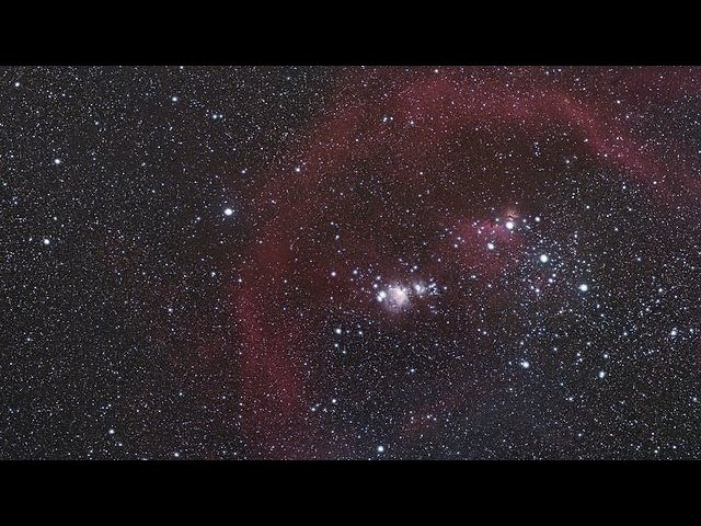 Zooming in on ALMA's view of the Orion Nebula