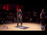 Popcity UK Vol.3 U16 Allstyles Final Aaliyah vs Filo  Danceproject.info