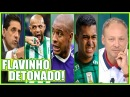 OLIM detona Flavinho VOCÊ É UM BABACA PORC4RIA TJD Culpa Palmeiras Pelo Atraso FSR 21 03