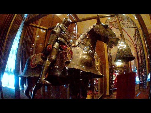 Сокровища оружейной палаты кремля.