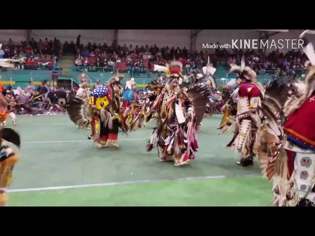 Men's Traditional Special @ Loon Lake Powwow 2016