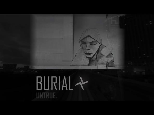 Burial 'Untrue' cоздание шедевра Resident Advisor с переводом Selector