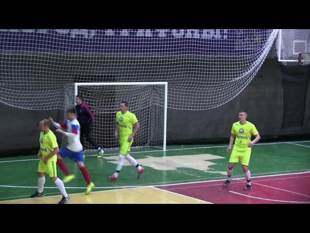 (12) 04.02.2018 Интер-Фрутмотив – КФ Краснодарский