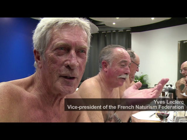 Paris opens first nudist restaurant