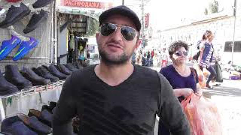 Главный Астраханский рынок Большие Исады восточный базар - блогер Айбашев из Казахстана в Россию
