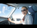SWISS LX64 Zurich to Miami GERMAN Audio Commentary with Thomas Frick and Jennifer Knecht Part 2