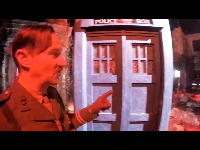 Mark Gatiss Video Diary Doctor Who