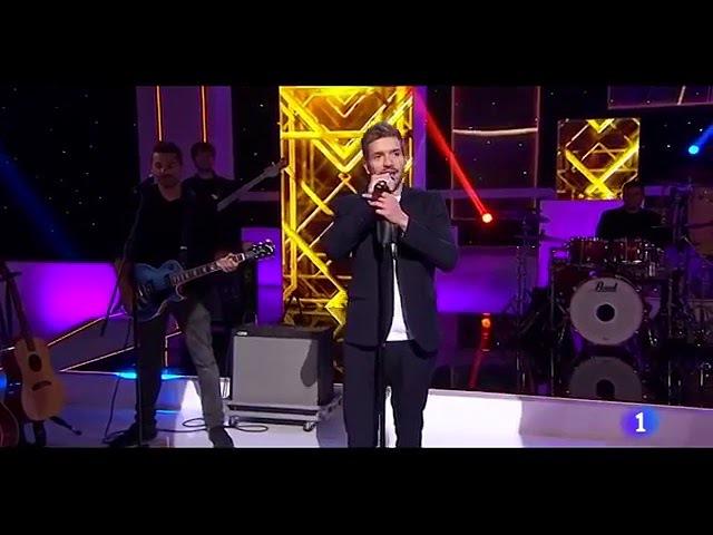 Pablo Alborán Juanes - Cuerda al corazón - Prometo parar el tiempo