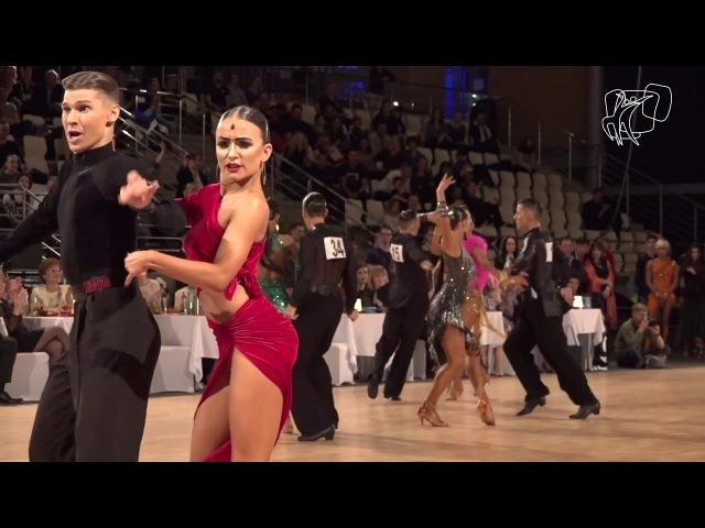 2018 European 10D The LAT Final DanceSport Total