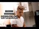 Men´s Hairstyle inspiration 2018 | Messy Beach Waves Hair Tutorial New 2018