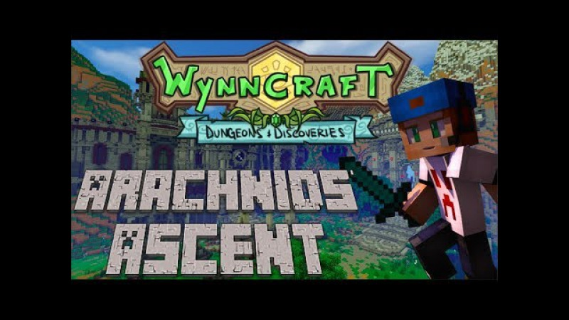 Arachnids' Ascent | Wynncraft Dungeons and Discoveries Update | Quest Guide