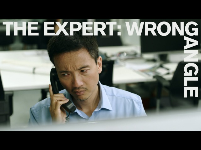 The Expert: Wrong Angle (Short Comedy Sketch)