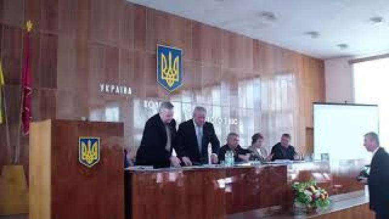 Публічний звіт голови Драбівської РДА І.В. Гайдая