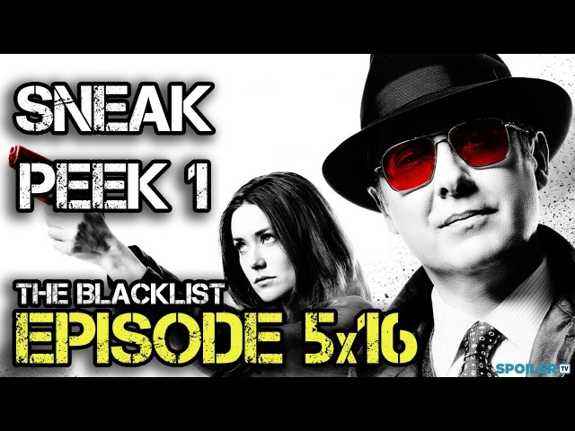 The Blacklist 5x16 Sneak Peek 1 The Capricorn Killer