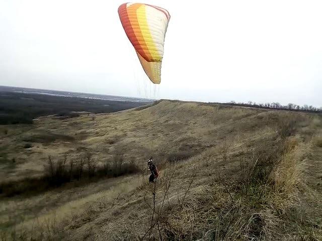 Полет в Кавказской, skywalk cayenne 3