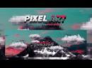 Photoshop Tutorial: Pixel Art Banner Design/Text Effect