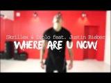 TOTAL BLACK - DIMA_TTLBLK Skrillex &amp Diplo - Where Are U Now (feat. Justin Bieber)
