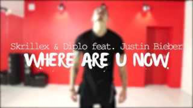 TOTAL BLACK - DIMA_TTLBLK/ Skrillex Diplo - Where Are U Now (feat. Justin Bieber)