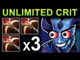 UNLIMITED CRIT RIKI - DOTA 2 PATCH 7.07 NEW META PRO GAMEPLAY