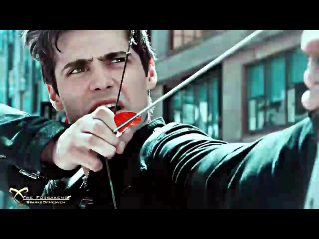 Shadowhunters - Doctor pepper
