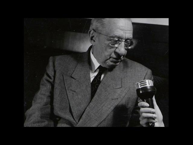 Интервью Керенского А.Ф., Радио Канада в 1964 г. Полная версия 12914.