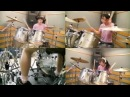 Yngwie Malmsteen - Rising Force Drum cover - Junna