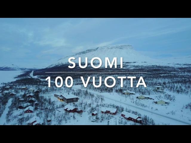 Suomi 100 vuotta, osa IV Lapin taikaa