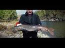 ТАЙМЕНЬ АТАКУЕТ ХАРИУСА Рыбалка на тайменя в Монголии