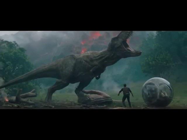Jurassic World: Reino Ameaçado -trailer (narrado PT )