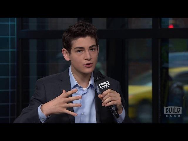 David Mazouz Stops By To Talk About Season 4 Of Gotham