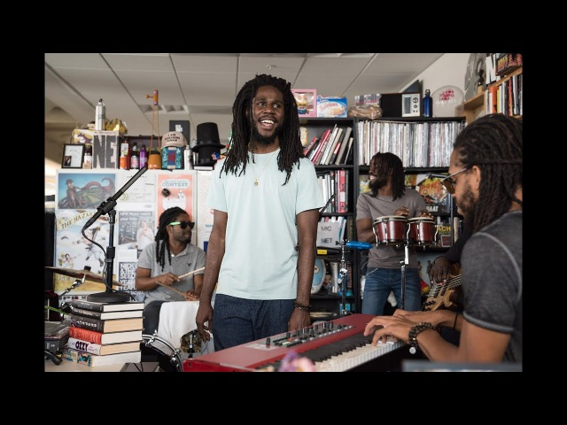 Chronixx NPR Music Tiny Desk Concert