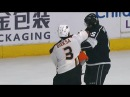Gotta See It Bieksa drops Andreoff with patented one punch KO