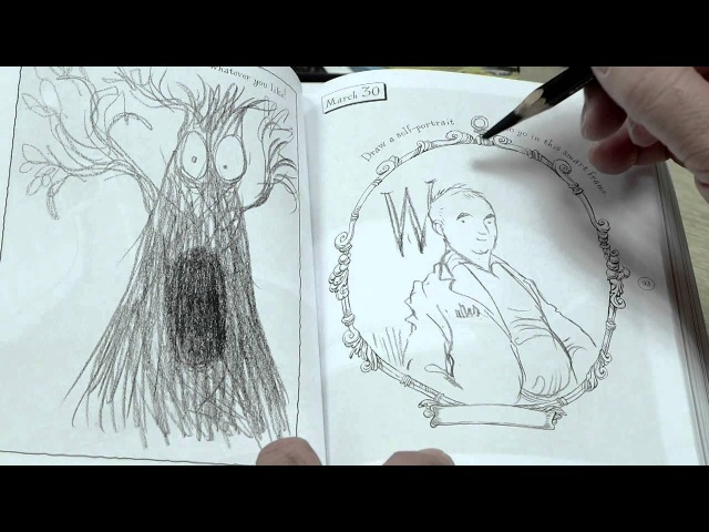 Chris Riddell's Doodle-A-Day 2 | Waterstones