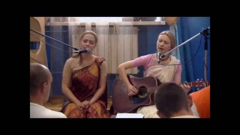 Концерт на воскресной программе с участием Ачинтья Шакти Лалиты д.д. и Алексея Титова. 29.10.2017