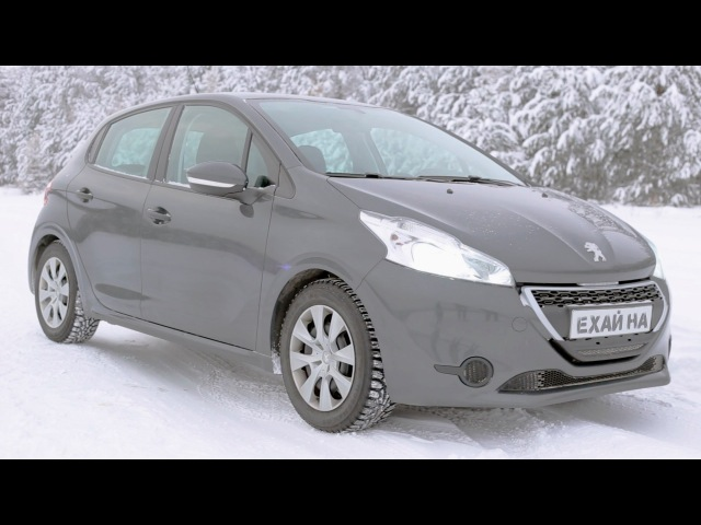 Ехай на Peugeot 208 - Царь зверей